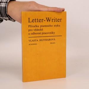 náhled knihy - Letter Writer. Příručka písemného styku pro vědecké a odborné pracovníky