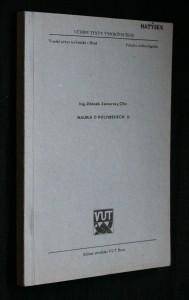 náhled knihy - Nauka o polymerech. 2. [díl]