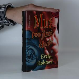 náhled knihy - Muž pro jisté chvíle