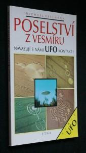 náhled knihy - Poselství z vesmíru. Navazují s námi ufo kontakt?