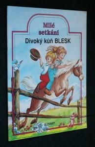 náhled knihy - Divoký kůň Blesk