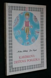 náhled knihy - Karíbkova dešťová pohádka