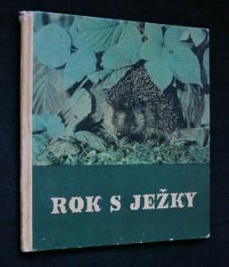 náhled knihy - Rok s ježky