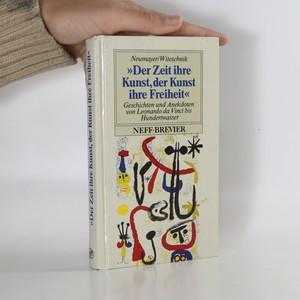náhled knihy - Der Zeit ihre Kunst, Der Kunst ihre Freiheit