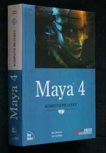 Maya 4 : kompletní průvodce