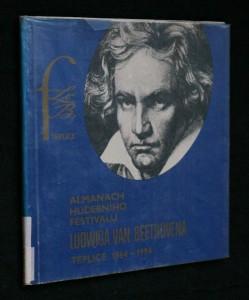 náhled knihy - Almanach hudebního festivalu Ludwiga van Beethovena Teplice 1964-1984