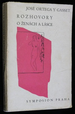 náhled knihy - Rozhovory o ženách a lásce
