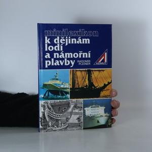 náhled knihy - Minilexikon k dějinám lodí a námořní plavby