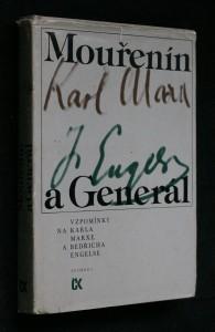 náhled knihy - Mouřenín a Generál : vzpomínky na Karla Marxe a Bedřicha Engelse