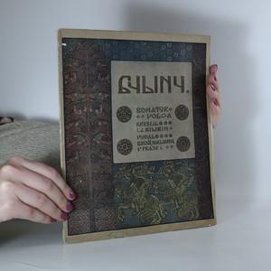 náhled knihy - Byliny. Bohatýr Volga