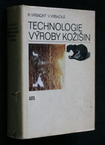 náhled knihy - Technologie výroby kožišin