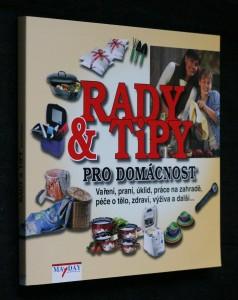 náhled knihy - Rady a tipy pro domácnost