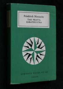 náhled knihy - Tak pravil Zarathustra