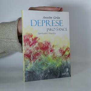 náhled knihy - Deprese jako šance. Spirituální impulzy