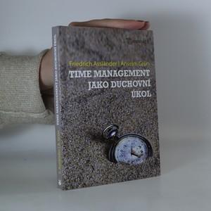 náhled knihy - Time management jako duchovní úkol