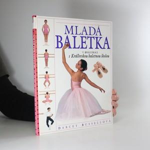 náhled knihy - Mladá baletka (slovensky)
