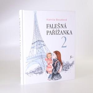 náhled knihy - Falešná Pařížanka 2