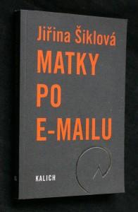 náhled knihy - Matky po e-mailu