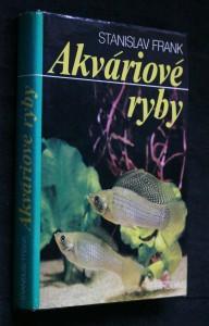 náhled knihy - Akváriové ryby