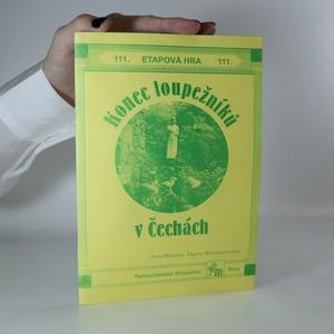 náhled knihy - Konec loupežníků v Čechách