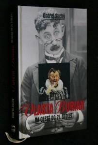 náhled knihy - Vlasta Burian : na cestě do 21. století