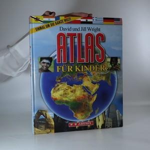 náhled knihy - Atlas für Kinder (Atlas pro děti)