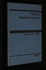 náhled knihy - Hybridní integrované obvody : Vysokošk. příručka pro vys. školy techn. směru