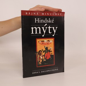 náhled knihy - Hindské mýty