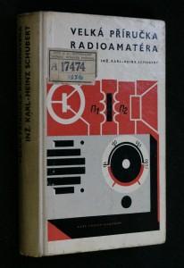náhled knihy - Velká příručka radioamatéra