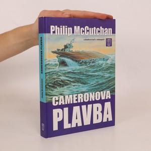 náhled knihy - Cameronova plavba