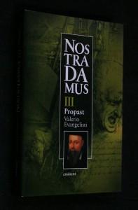 náhled knihy - Nostradamus. Kniha třetí, Propast