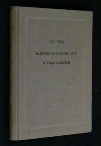 náhled knihy - Elektromotorické síly v polovodičích