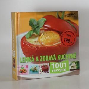 náhled knihy - Lehká a zdravá kuchyně