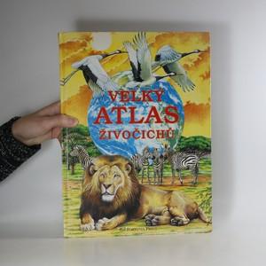 náhled knihy - Velký atlas živočichů