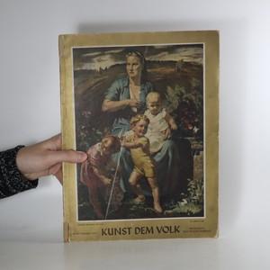 náhled knihy - Kunst dem Volk