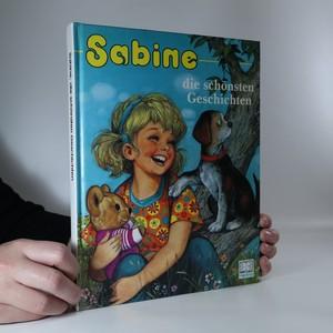 náhled knihy - Sabine, die schönsten Geschichten