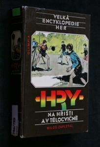 náhled knihy - Velká encyklopedie her. III. svazek, Hry na hřišti a v tělocvičně