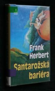 náhled knihy - Santarožská bariéra