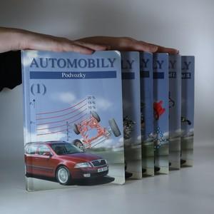 náhled knihy - Automobily. 1-6. (jednotlivé díly viz foto)