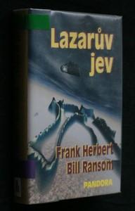 náhled knihy - Lazarův jev