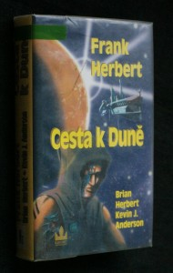 náhled knihy - Cesta k Duně
