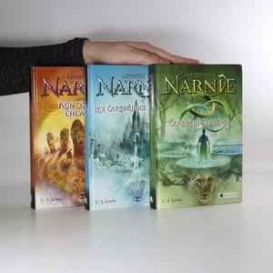 náhled knihy - Letopisy Narnie díl 1-3 (3 svazky, viz foto)
