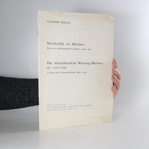 náhled knihy - Středověká ves Mstěnice