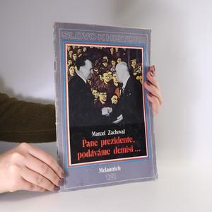 náhled knihy - Pane prezidente, podáváme demisi... (roč. 1988, č. 12)