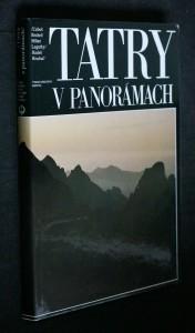 náhled knihy - Tatry v panorámach