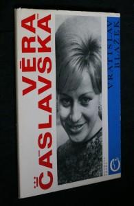náhled knihy - Věra Čáslavská