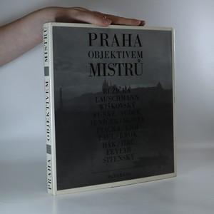 náhled knihy - Praha objektivem mistrů