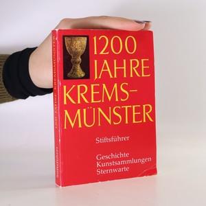 náhled knihy - 1200 Jahre Kremsmünster