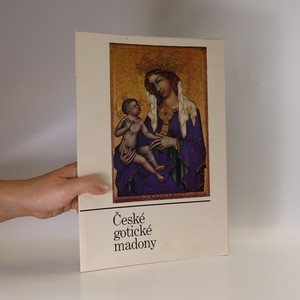 náhled knihy - České gotické madony (12 karet)