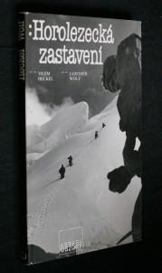 náhled knihy - Horolezecká zastavení : [fot. publ.]